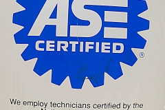 Amtech Auto Care Center - ASE Certified